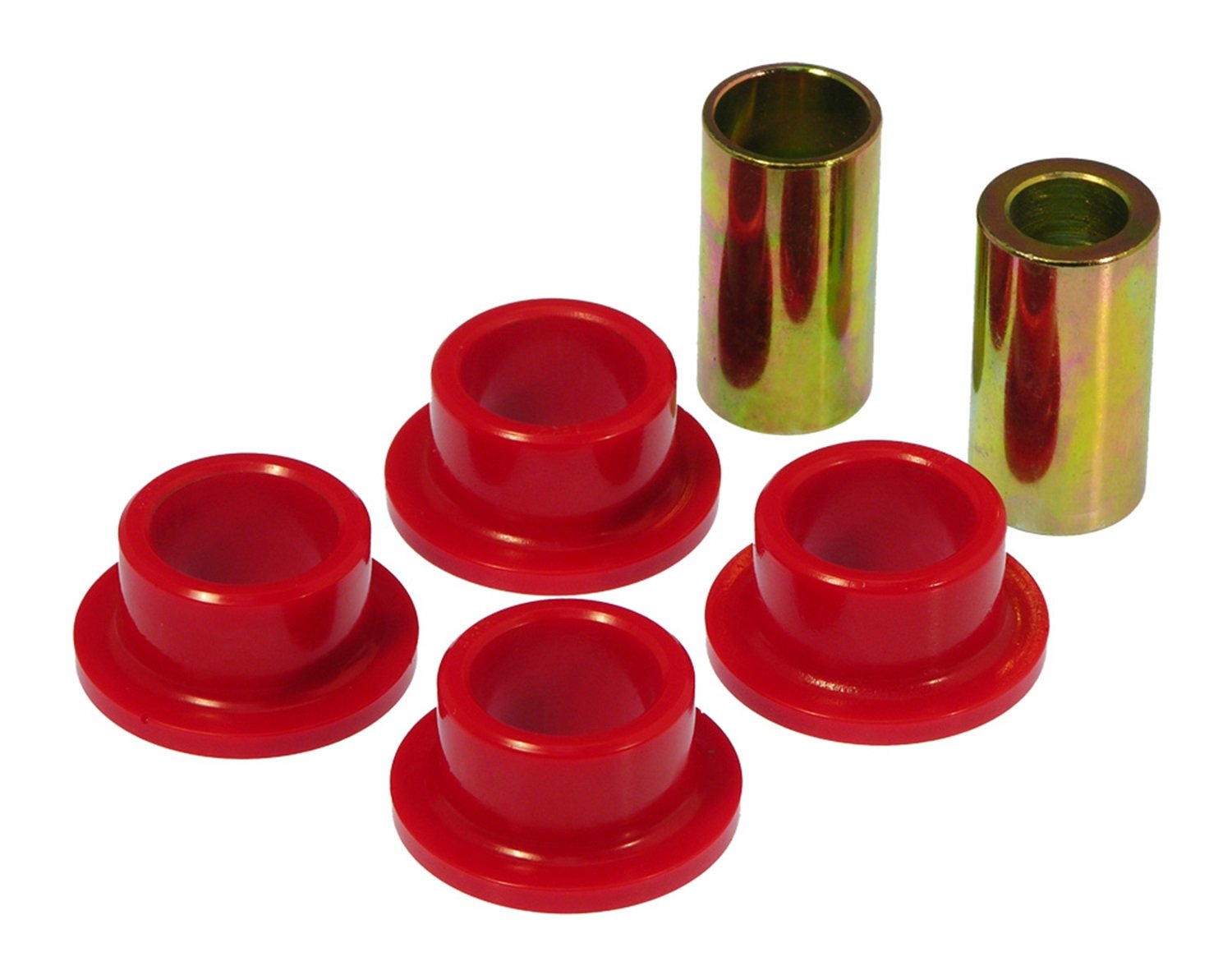 Prothane 7-1212 Red Front Strut Rod Bushing Kit