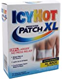 Icy Hot Patch Extra Strength Xl Back & Large Areas (3 Pack)