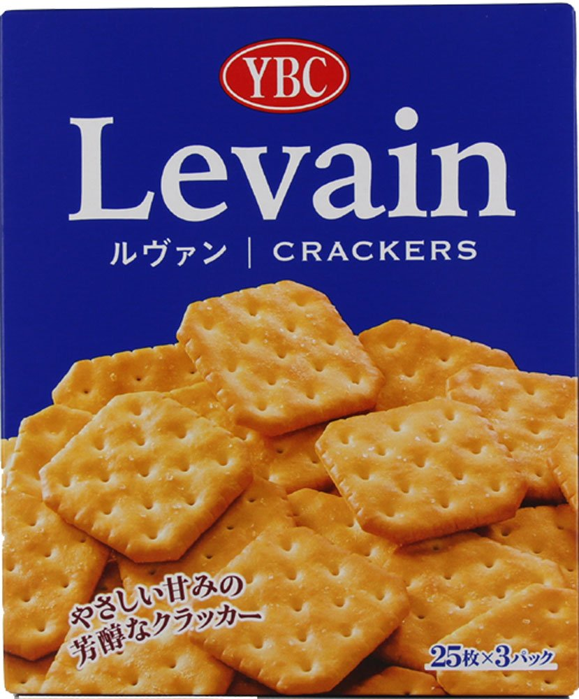 Yamazaki Kekse Louvain L 75 Blatt X10-Boxen