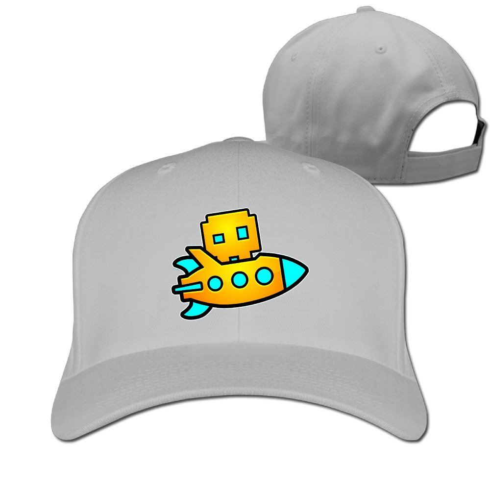 Starter Snapbacks Gentleman Baseball Cap With Geometry Dash