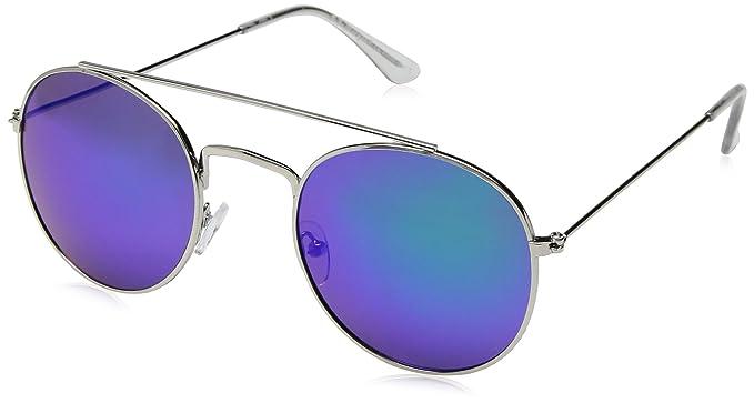 389104329ec Amazon.com  A.J. Morgan Moreover Rectangular Sunglasses