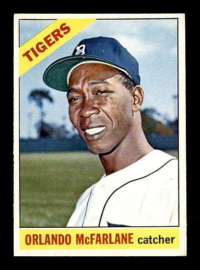 569 Orlando Mcfarlane Sp 1966 Topps Baseball Cards Graded