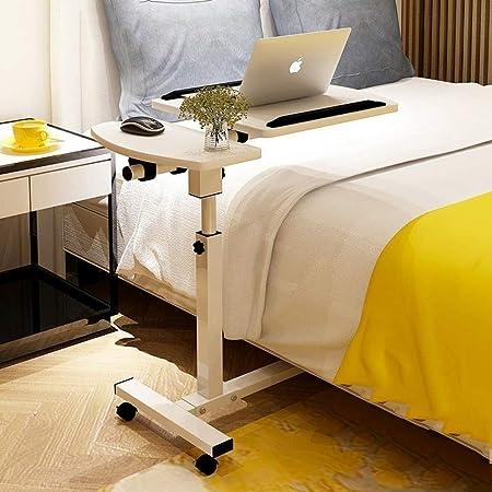 ZYDSD Extraíble lado de la cama del escritorio del ordenador ...