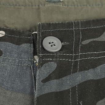 Shorts Cargo para Hombre Shorts de Trabajo de Verano Lounge Multi-Bolsillos Shorts de Combate Casuales cintur/ón no Incluido
