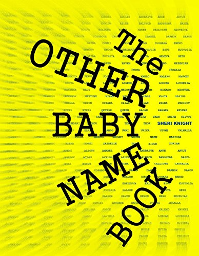 The OTHER Baby Name Book See more