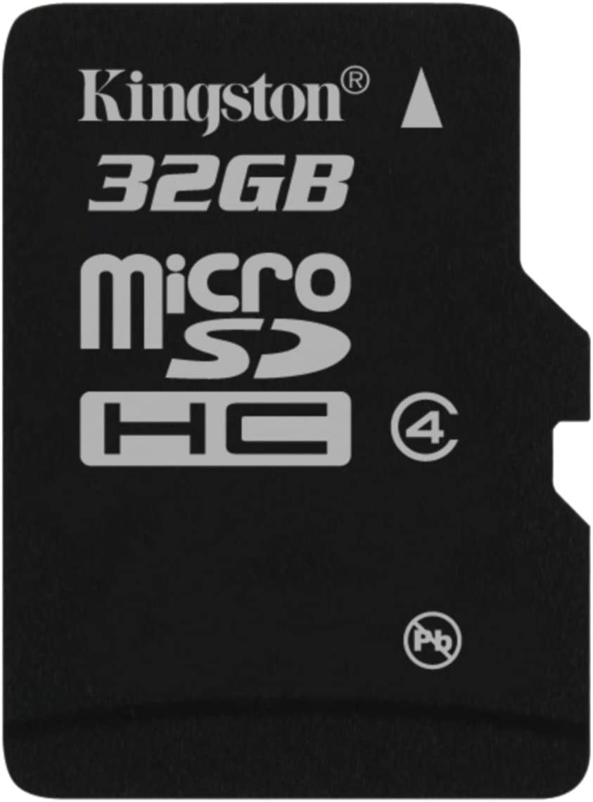 Kingston Technology 32gb Sdhc Class 4 Memory Card Computers Accessories