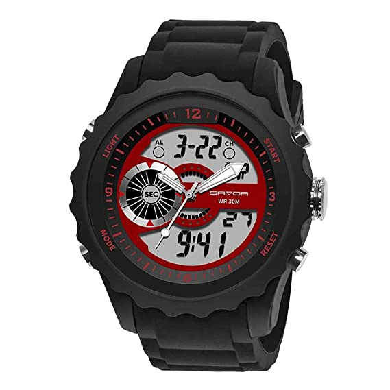 Reloj electronico Relojes Inteligentes,⭐ DUJIE Reloj ⭐ Sanda ...
