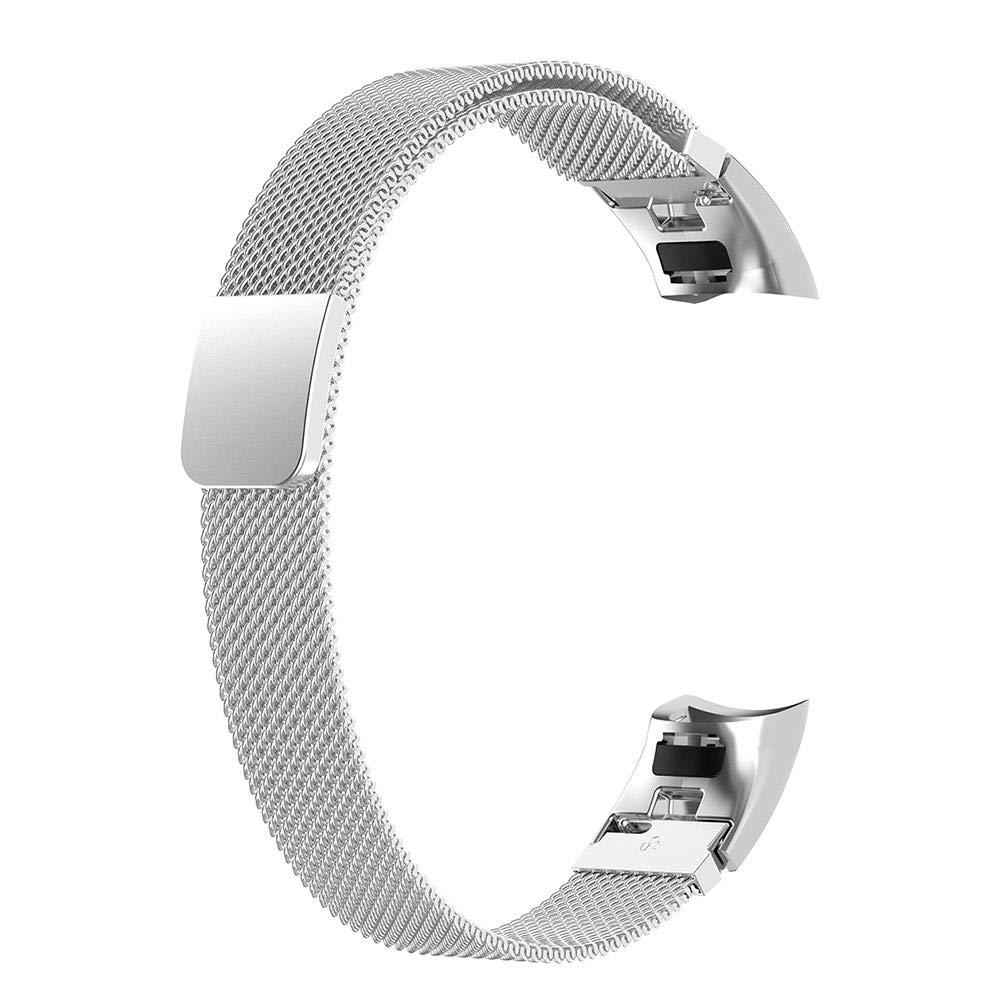 Cinturino Di Lusso In Acciaio Inossidabile Milanese Magnetico Cinturino Per Cinturino Per Huawei Honor Band 4 Cinturino 5 Cinturino Accessori Braccialetto Intelligente