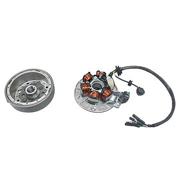Nueva estátor Magneto volante ajuste yx140cc yx150cc yx160cc Pit Dirt Bike