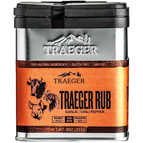 (Traeger Grills SPC174 Seasoning and BBQ Rub)