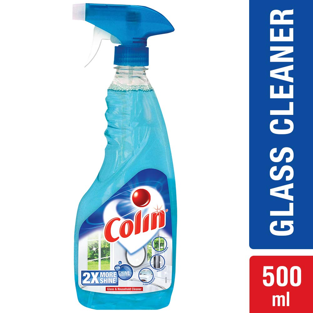 Amazon com: Colin Glass Cleaner Pump 2X More Shine with