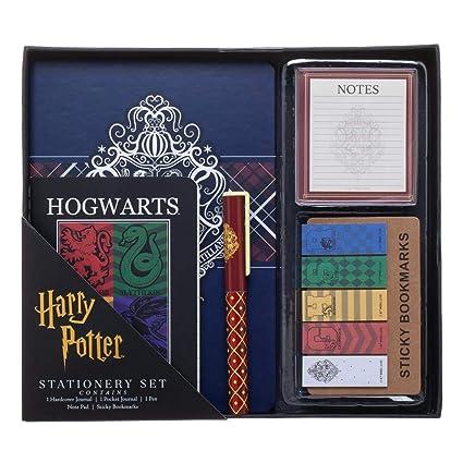 Amazon.com: Hogwarts Stationary Harry Potter School Supplies ...
