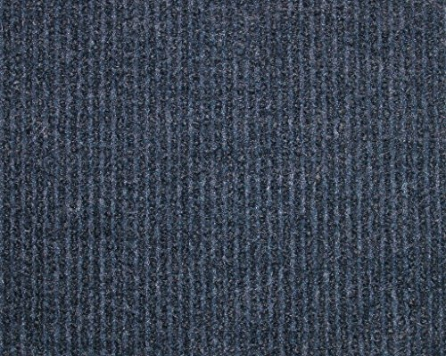 12'x12' Square - Dark Blue - Economy Indoor / Outdoor Carpet Area Rugs | Light Weight Indoor / Outdoor Rug Many Colors to Choose From by Koeckritz Rugs