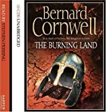 img - for The Burning Land (The Warrior Chronicles, Book 5) by Cornwell, Bernard (2009) Audio CD book / textbook / text book