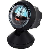 Reloj Del Coche Indicador de ángulo de la pendiente del indicador de inclinación del metro de nivel Slopemeter Buscador…