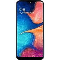 Samsung Galaxy A20e Smartphone (14.7cm (5.8 Zoll) 32GB interner Speicher, 3GB RAM, Dual SIM, Blau) - Deutsche Version