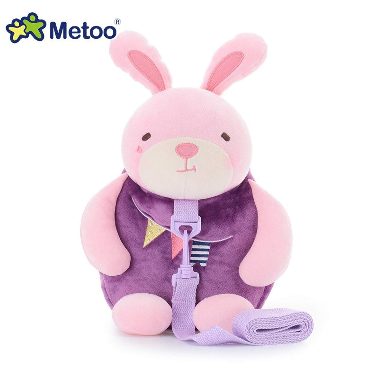 Amazon.com: Jewh Traction Package Plush Bags Kawaii Toy for Children Shoulder Bag for Kindergarten Girl MeToo Backpack Doll Kids Toys (2): Toys & Games