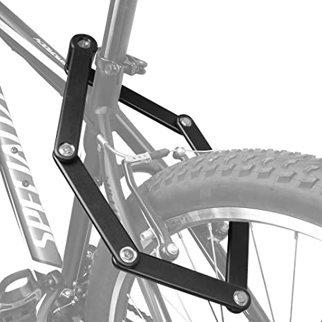 Thick Bicycle Bike Cycle  Steel Cable //Strong  Chain 2 Key