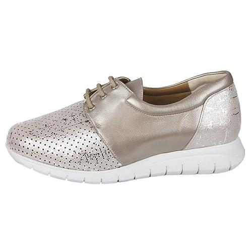 06d26e92 Zapato Mujer con Plantillas extraibles. Zapato Sport Especial para Dedos en  Garra, Dedos Martillo, juanetes y pies diabetico.