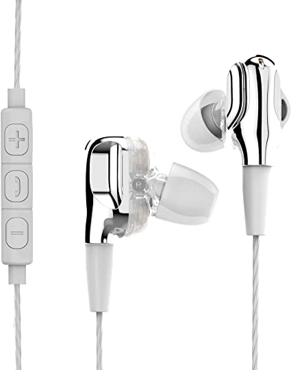 ghdonat.com Universal Blue Net Wired Headset in-Ear with ...