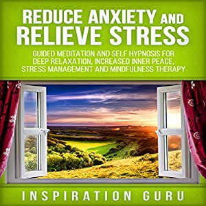 Reduce Anxiety and Relieve Stress Speech