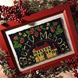 Punch Needle Embroidery BERRY MANOR