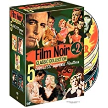 Film Noir Classic Collection, Volume Two (Born to Kill / Clash by Night / Crossfire / Dillinger (1945) / The Narrow Margin (1952))