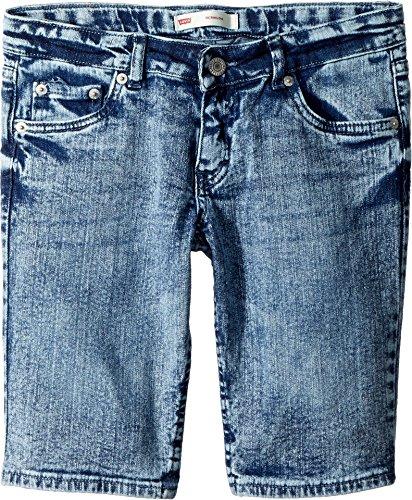 Shorts Girls Slim - Levi's Girls' Big Denim Bermuda Shorts, Riviera 8