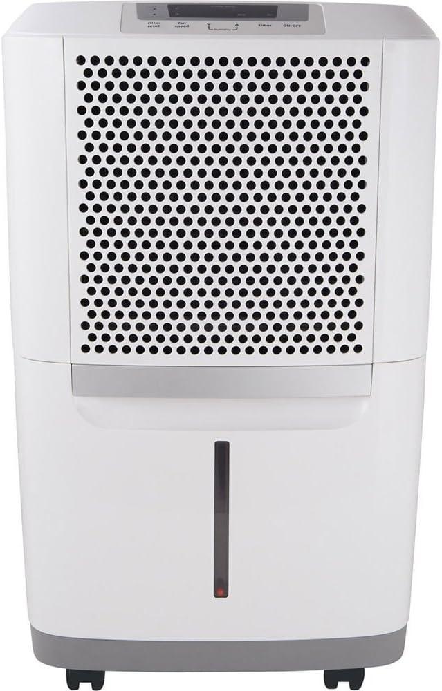 Frigidaire FAD504DWD Energy Star 50-Pint Dehumidifier Renewed