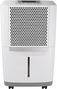 FRIGIDAIRE FAD504DWD Energy Star 50-Pint Dehumidifier (Renewed)