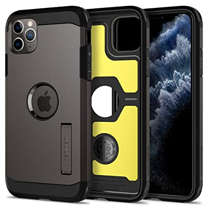Spigen Tough Armor Designed for Apple iPhone 11 Pro Case (2019) - XP Gunmetal
