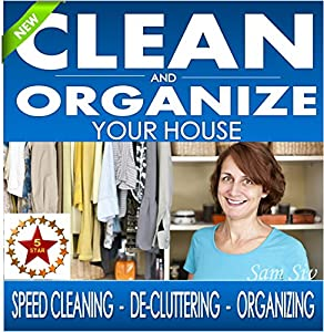 How to Clean and Organize Your House Audiobook