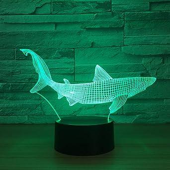 Luces de noche 3D M/áscara de Call of Duty Faros de cama coloridos Luces de regalo creativas Fabricantes Accesorios de luz 3D Decoraci/ón del hogar