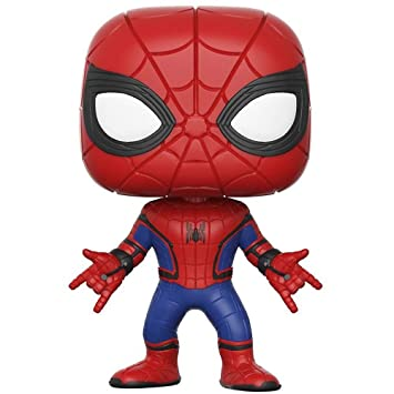 Funko Pop Marvel Spider Man Spider Man Figures Amazon Canada