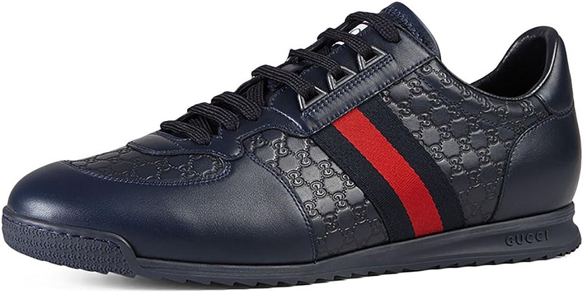 Gucci Men's 'SL 73' Guccissima Leather