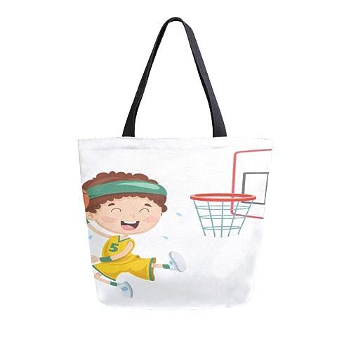 Reopx Juegue Baloncesto Deporte Portátil Grandes Bolsas de lona de ...
