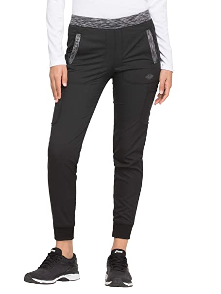 top-rated discount top brands hoard as a rare commodity dickies Dynamix Natural Rise Tapered Leg Jogger Scrub Pant Scrub Pant