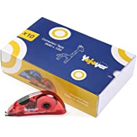 10-Pack Correction Tapes Mini Correction Tape Roller