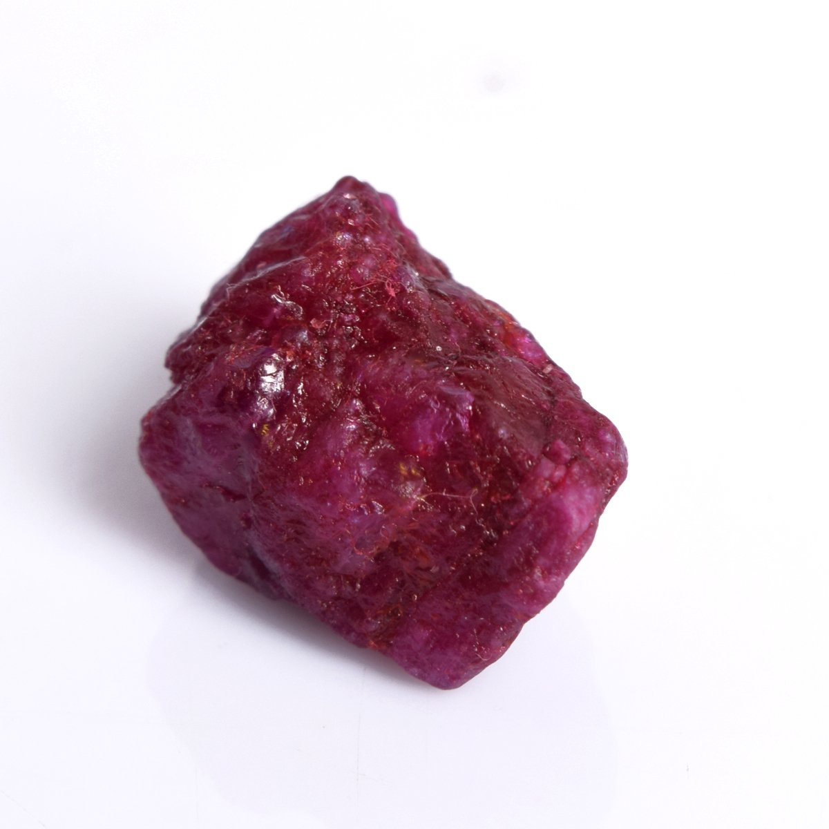 Egl Certified Red Ruby 16.50 Ct. Uncut Healing Crystal Natural Untreated Raw Rough Ruby Gem DP-356 hamlet e commerce