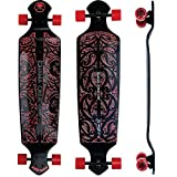 Kahuna Creations – Wave Seeker Drop Deck Longboard 43 Inch | Performance Board