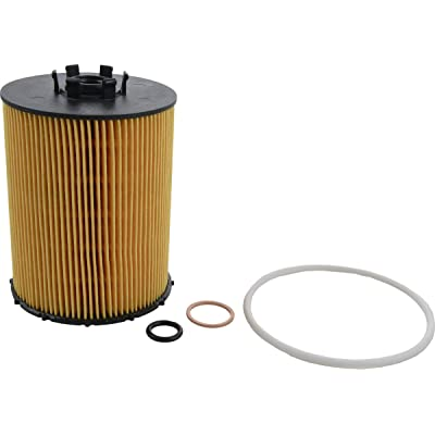 Luber-finer P962 Oil Filter: Automotive