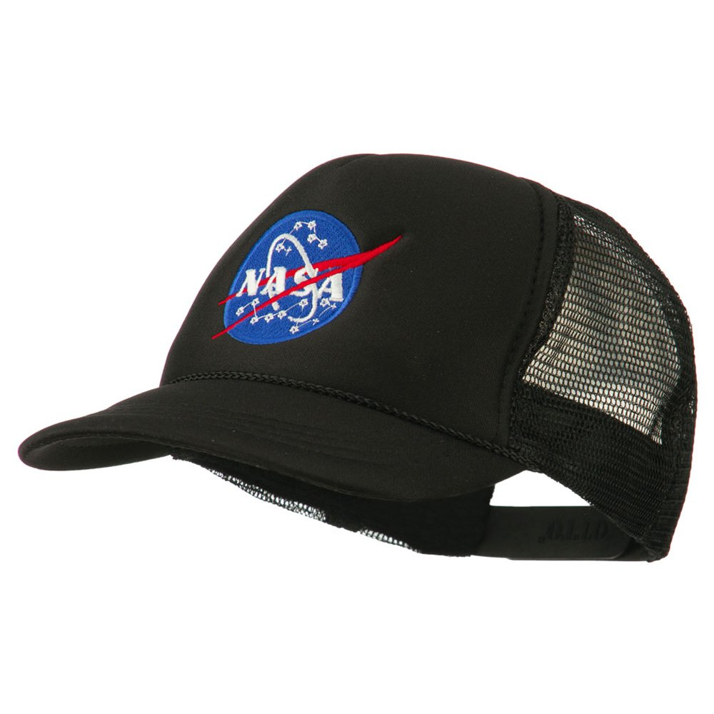 e4Hats.com NASA Insignia Embroidered Youth Foam Mesh Cap