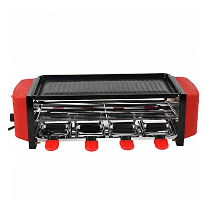 Kaiyu Barbacoa Antiadherente Grill Indoor Barbecue Machine (Size : Package B)