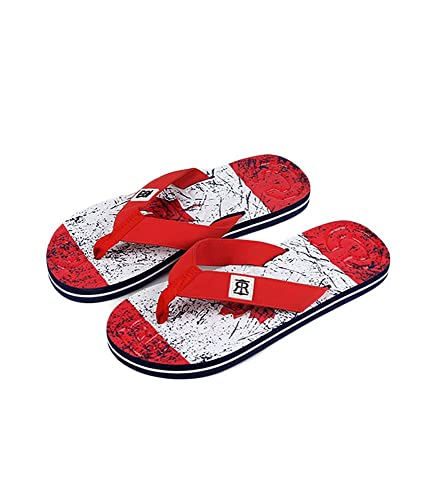 0b6b77649 True North Men Flip Flop - Travel Canada Flag Beach Summer Slippers -  Sandals by Robin Ruth  Amazon.ca  Shoes   Handbags