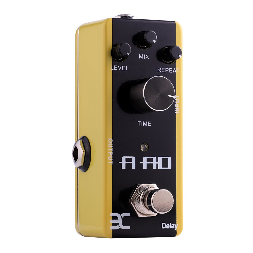 Acoustic Guitar Pure Analog Delay Effects Pedals, Single Effects