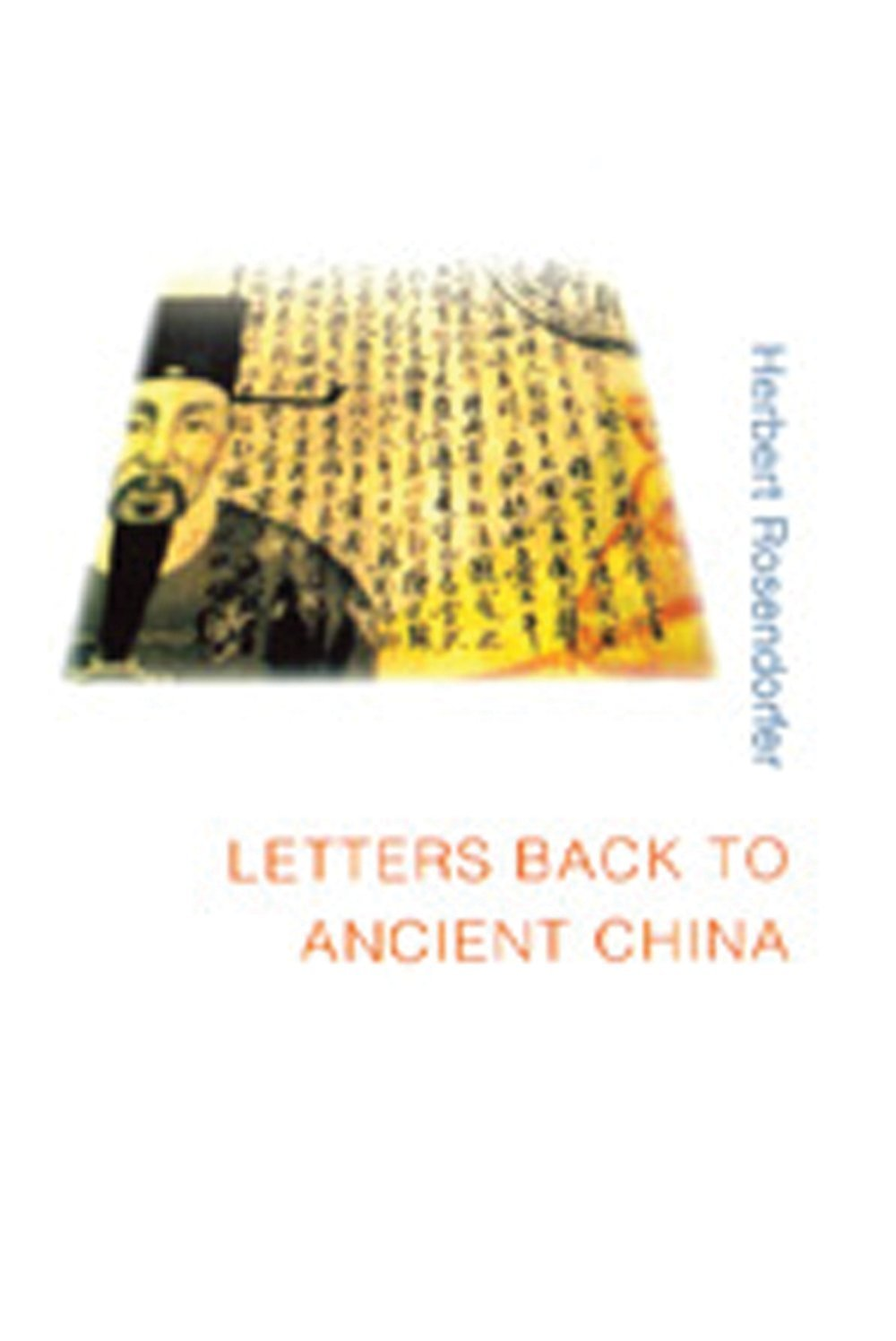 Letters Back to Ancient China