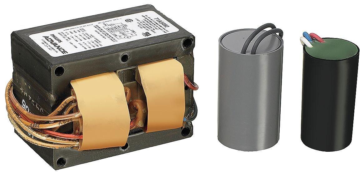 Philips Advance 71A5492001D (1) 150 Watt Metal Halide Lamp Core and Coil HID Ballast Kit 120/208/240/277 Volt