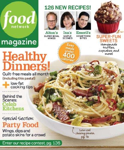 Food network magazine amazon magazines forumfinder Image collections