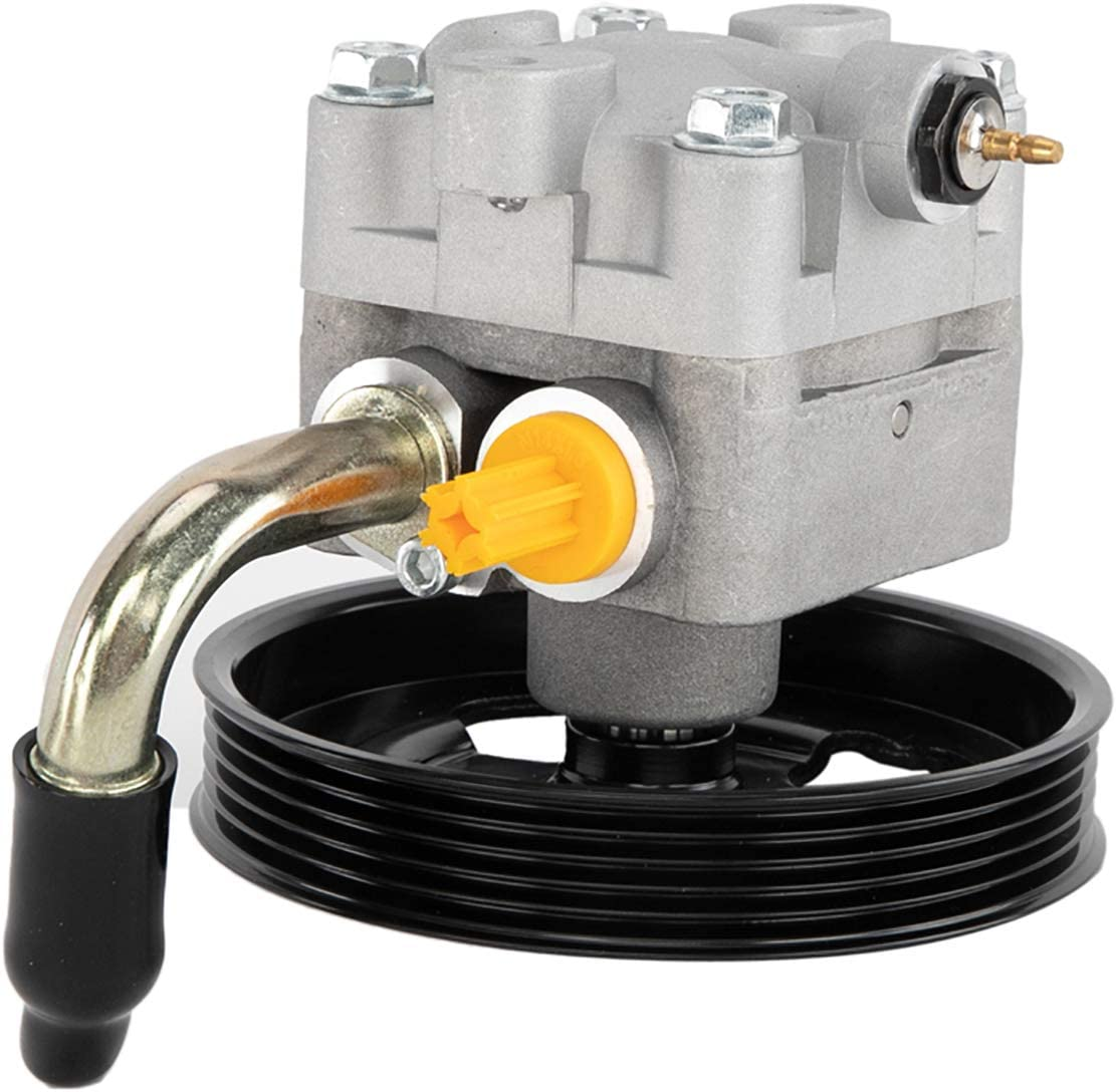 Pumps Automotive MOTOOS 21-5142 Power Steering Pump Compatible ...