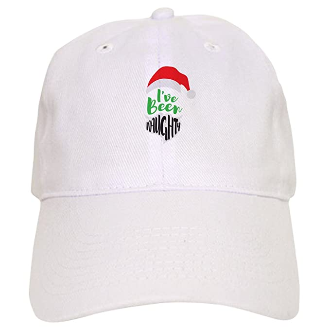 Amazon.com  CafePress - I ve Been Naughty - Baseball Cap with Adjustable  Closure 05b8004bd942